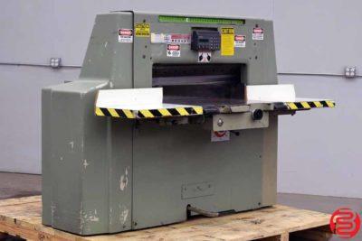 Wohlenberg 86 88 Programmable Paper Cutter - 020520051735