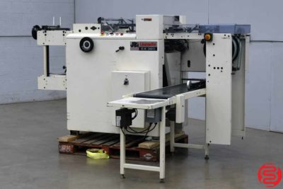 1999 JBI Lhermite EX 380 High Speed Automatic Paper Punch - 030720100650
