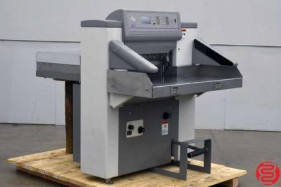 2000 Polar 66 26 Programmable Paper Cutter - 030220101940