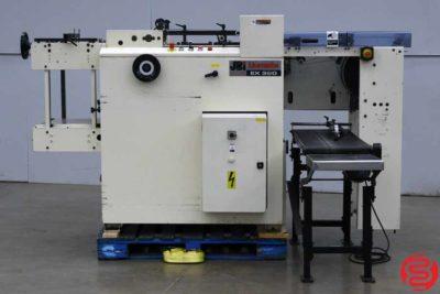 2001 JBI Lhermite EX 380 High Speed Automatic Paper Punch - 031020075730