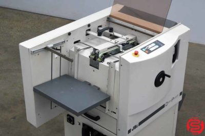 2001 James Burn DocuPunch Automatic Paper Punch - 030220105120