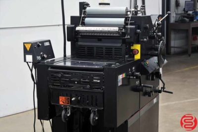 AB Dick 9970 Single Color Offset Printing Press - 030420021635