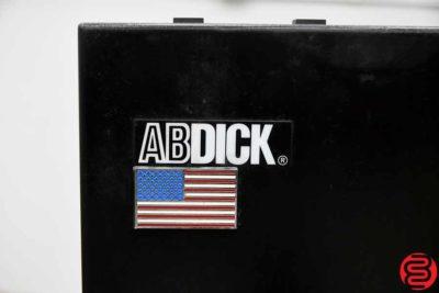 AB Dick 9970 Single Color Offset Printing Press - 030420030750