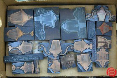 Assorted Letterpress Cuts - 022420013620