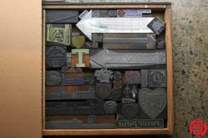 Assorted Letterpress Cuts and Ornaments - 032720011930