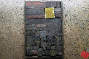 Assorted Letterpress Cuts and Ornaments - 032720021920
