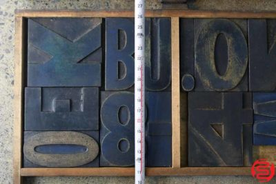 Assorted Letterpress Wood Type - 022220120720