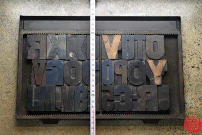Assorted Letterpress Wood Type - 022420080910