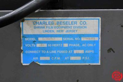 Beseler T14-8 Shrink Wrap System - 022820113355