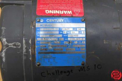 Century 3 HP AC Motor - 032620090520