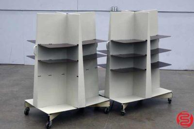 Challenge Bindery Paper Cart - Qty 2 - 031220090715