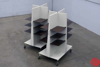Challenge Bindery Paper Cart - Qty 2