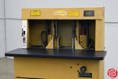 Challenge DCM Double Round Cornering Machine - 030620120850