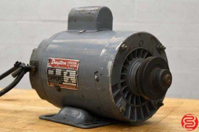 Dayton 5K349-C 1.5 HP AC Motor - 031920123010