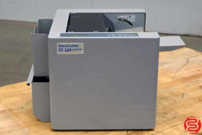 Duplo DocuCutter CC-228 Business Card Slitter - 031420105330