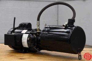 Emerson 1 HP AC Motor - 031920115850