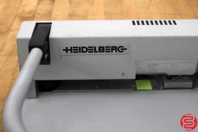 Heidelberg Plate Punch - 030720102610