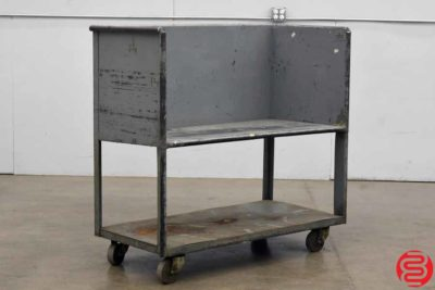 Lewis-Shepard Paper Bindery Cart - 031720124710