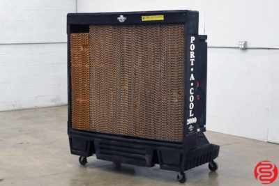 Port-A-Cool 2000 Portable Evaporative Cooler - 031120080035