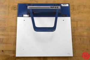 RP22 Plate Punch - 030920073545