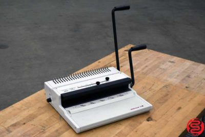 Renz Eco S Manual Comb Binding Machine - 031720024515