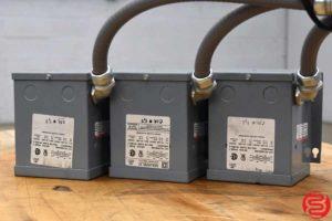 Schneider Electric Square D Transformer - Qty 3 - 032320105840
