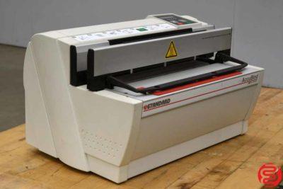 Standard AccuBind Tape Binder Binding Machine - 031720012510