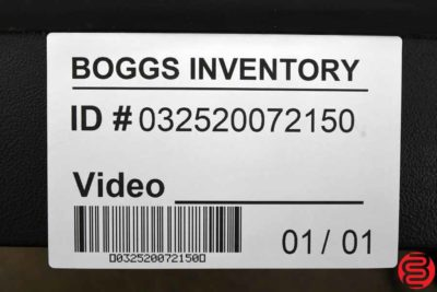 Straight Flo Delivery Conveyor - 032520072150