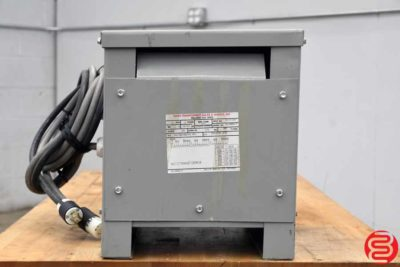 Ward SP-3-1557 3 Phase Transformer - 032420120150