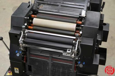 AB Dick 9985 Two Color Offset Printing Press - 040320025110