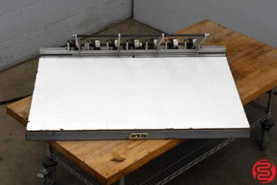 Arkay S-42 Plate Punch - 041520114750