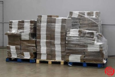 Assorted Corrugated Boxes - 041320082240