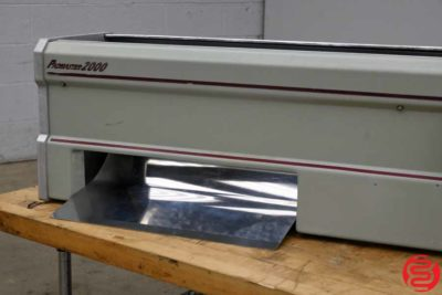Brackett Padmaster 2000 Padding Machine - 040820081010