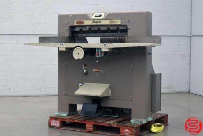 Challenge 305 MC 30.5 Hydraulic Paper Cutter - 042220095910