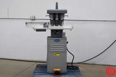 Challenge EH-3A Three Spindle Hydraulic Paper Drill - 041020012830