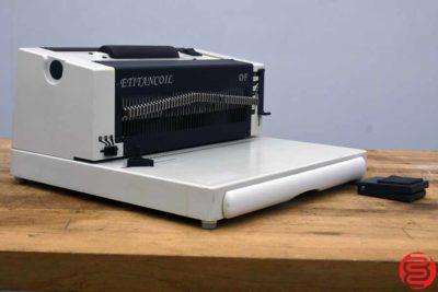 DF E TitanCoil Paper Punch - 040920110430