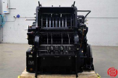 Heidelberg 18 x 23 KSBA Cylinder Die Cutter - 040620091240
