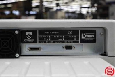 Hernes Gravograph IS400 Engraving Machine - 041320105240