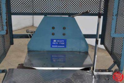 Malow 40-S Heavy Duty Tying Machine - 041720114950
