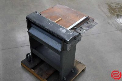 Rosback Automatic Perforating Machine - 042020084620