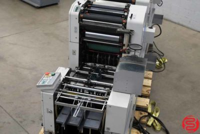 Ryobi 3304H Four Color Offset Printing Press - 042320115520