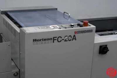 Standard Horizon VAC-100 20 Bin Booklet Making System - 041520093420