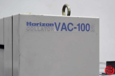 Standard Horizon VAC-100 30 Bin Booklet Making System - 041620025010