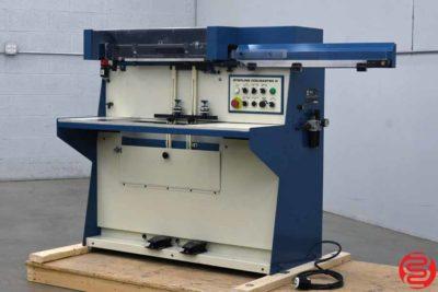 Sterling Coilmaster III In-line Plastic Coil Binding Machine - 040120105950