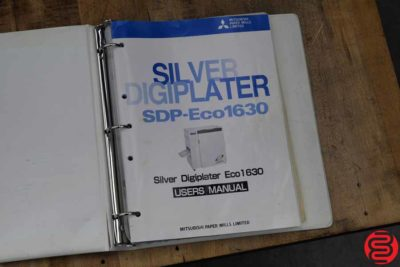 1999 Mitsubishi Silver Digiplater SDP-Eco 1630 Computer to Plate System - 043020111910