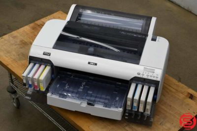 2005 Epson Stylus Pro 4800 17 Wide Format Printer - 050720020320