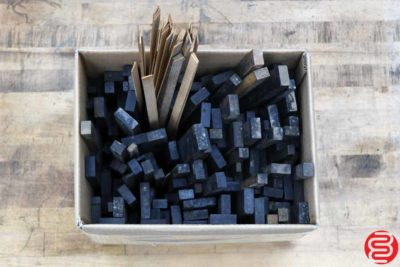 Assorted Letterpress Wood Furniture - 051220024820