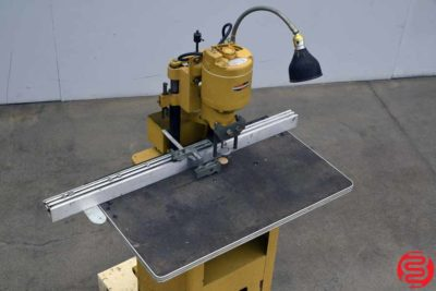 Challenge JF Single Spindle Hydraulic Paper Drill - 051120104700