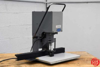 Challenge JO Tabletop Single Spindle Paper Dril - 050520023200