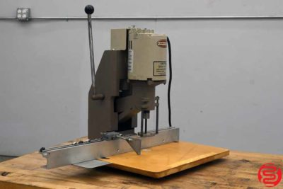 Challenge JO Tabletop Single Spindle Paper Drill - 050820082940